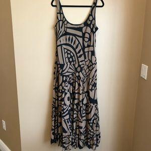 Jones New YorK Dress Maxi 16
